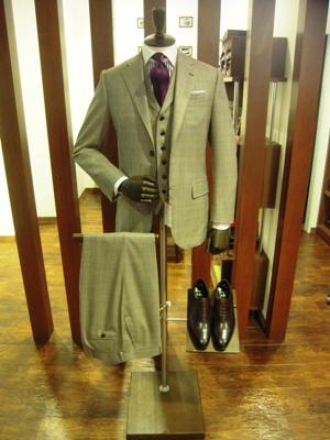 チェスターバリー スーツ