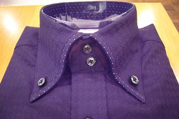 ZERBINOの既製シャツ