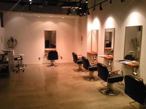 スタジオ的な開放感!でもすごく落ち着けるんです。