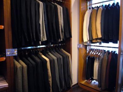 スーツ サンプル品