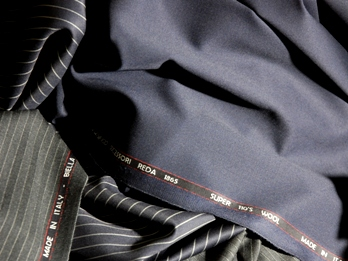 REDA 生地 スーツ
