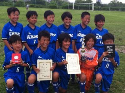 少年少女サッカー