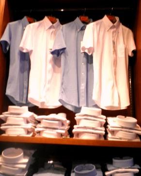 カノコ半袖シャツ