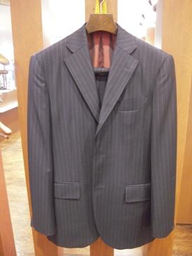 カノニコ スーツ オーダー