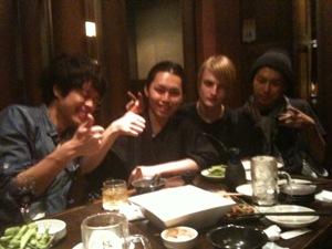 渋谷で飲み会・・・