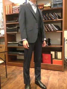 F様 清涼感スーツ