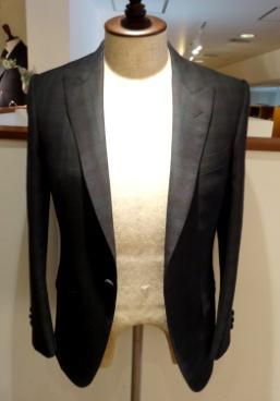 ブラックウォッチスーツ