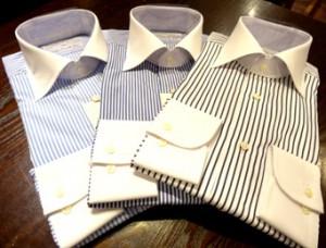クレリックドレスシャツ
