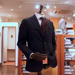 ヘリンボーン スーツ