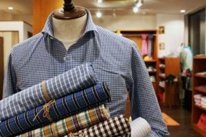 Order shirt cloth pick up