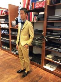 The Cotton suit