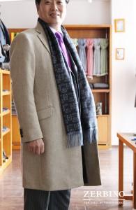 cashmere order coat