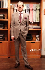 20141112 mr.h jacket suit