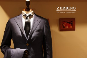 20150330 wool & linen order suit