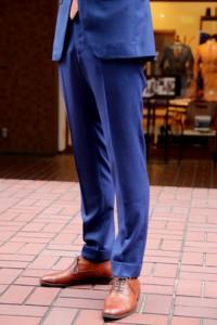 Carlo Barbera,ブルースーツ,Luxury Line,高級仕立て
