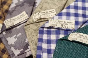 original linen & cotton tie