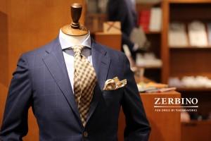 original linen & cotton tie 3
