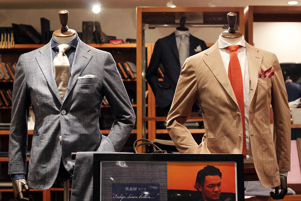cotton suit fair toranomon