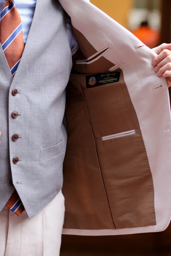 CARLO BARBERA , Wedding Suit , Order Vest , Order Shoes , ZERBINO , 結婚式スーツ