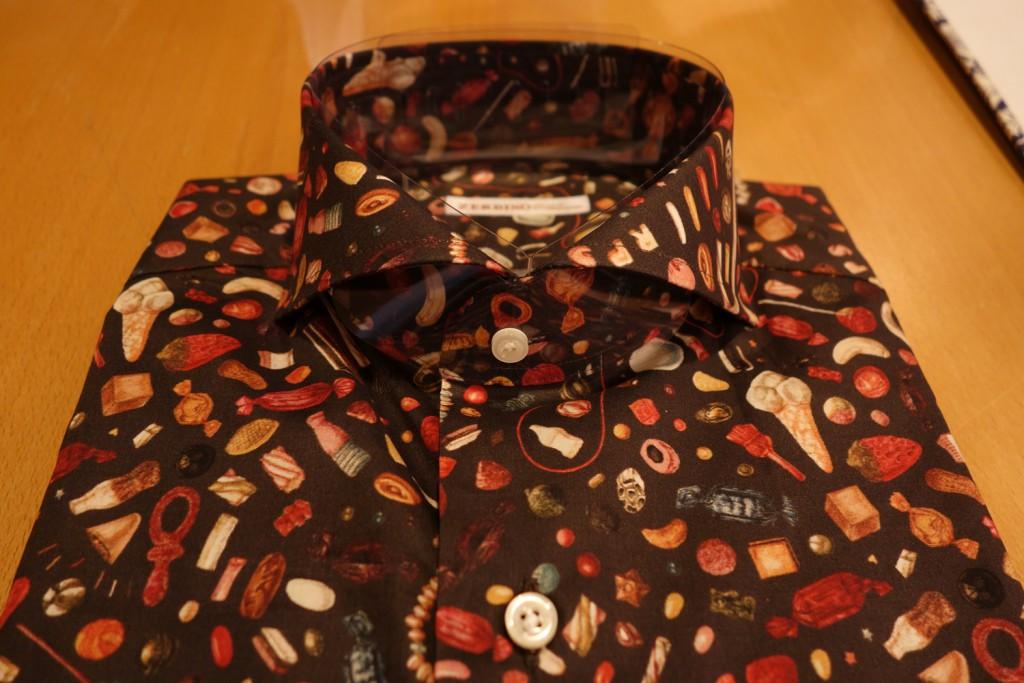 Liberty,Liberty Print,Shirt,order shirt、オーダーシャツ、リバティ、プリントシャツ、柄シャツ、ZERBINO