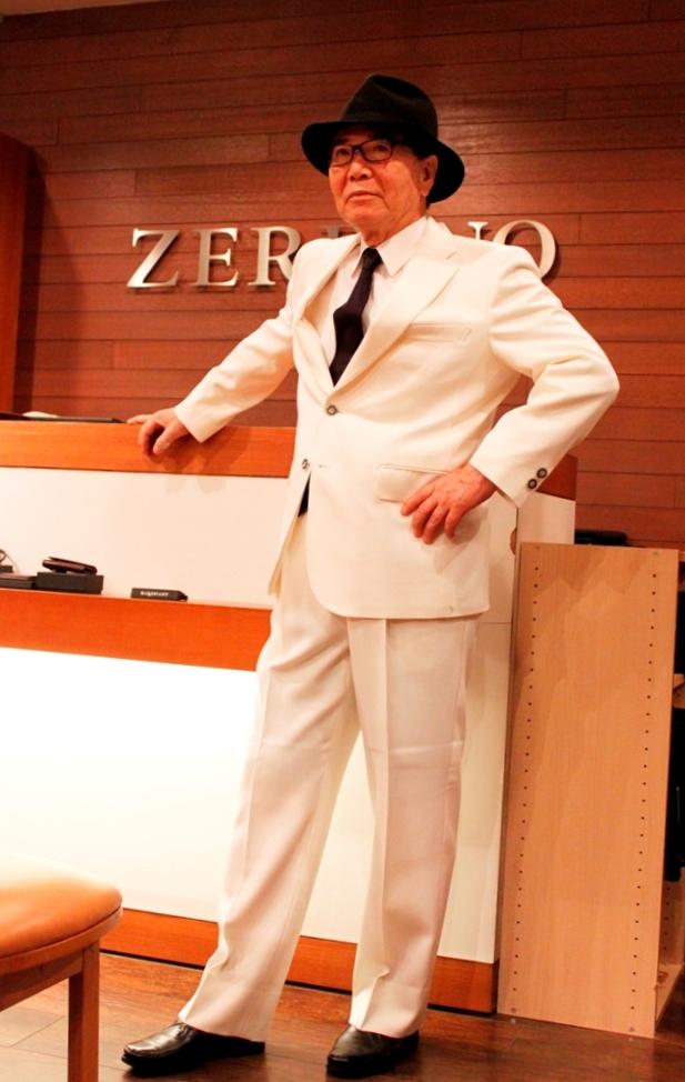White suit-2