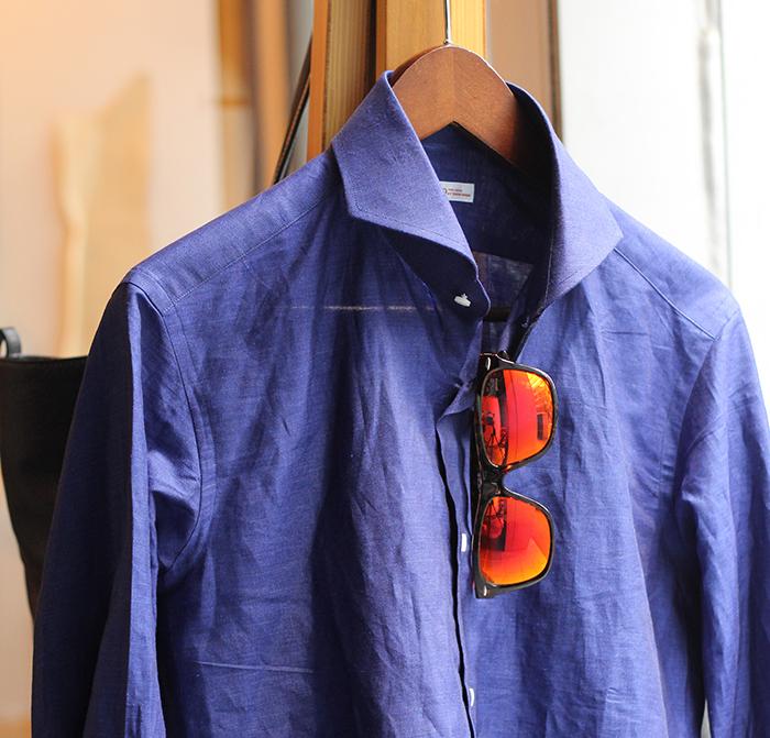 linen shirt leggiuno