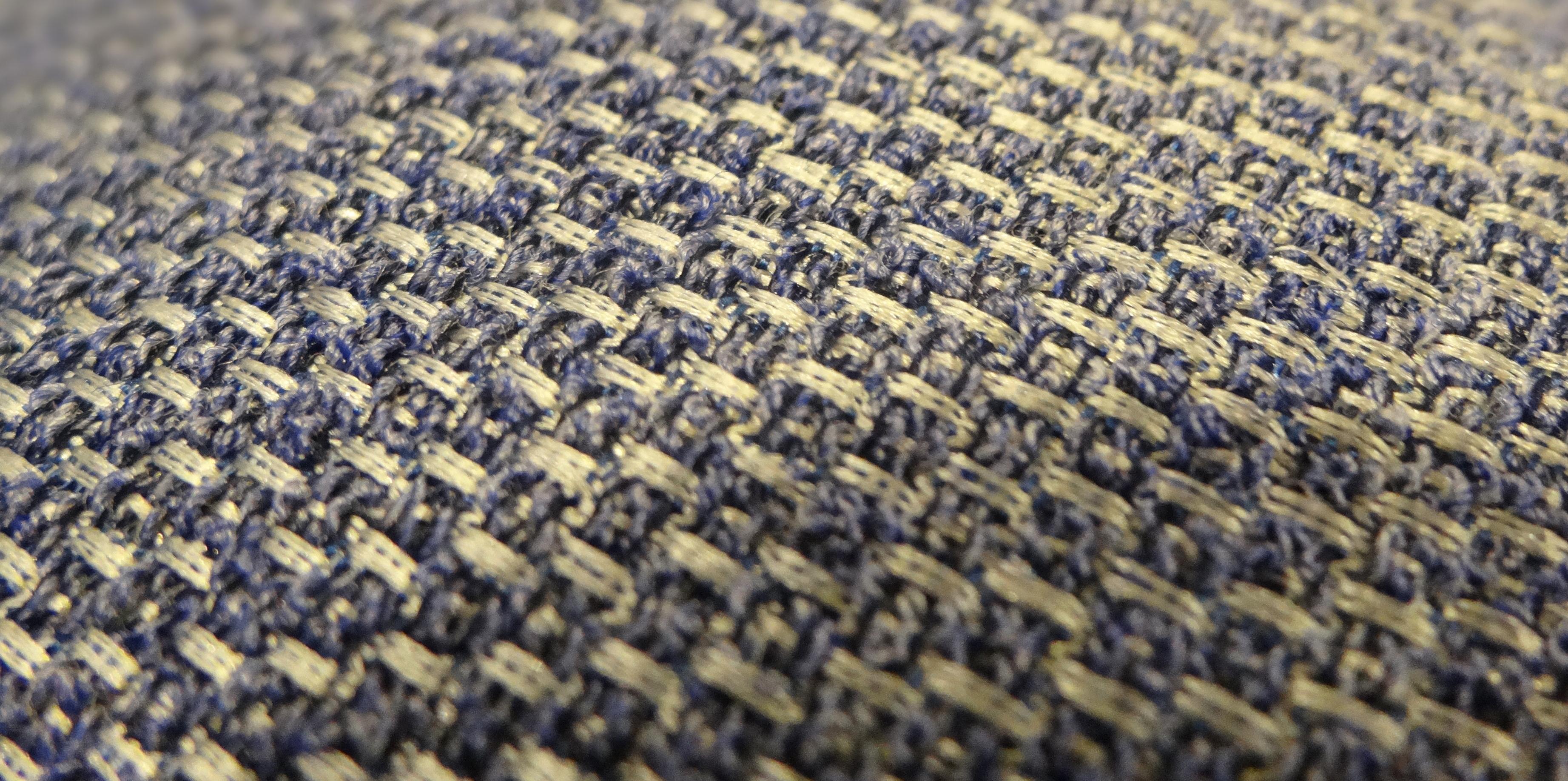 バスケット織りネクタイ