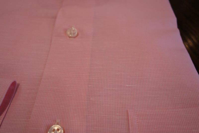 Albini,Cotton,Linen,麻混,ワイシャツ,オーダーシャツ,ZERBINO