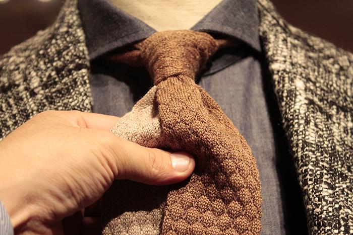 20160822 knit tie