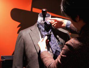 ネクタイの綺麗な結び方