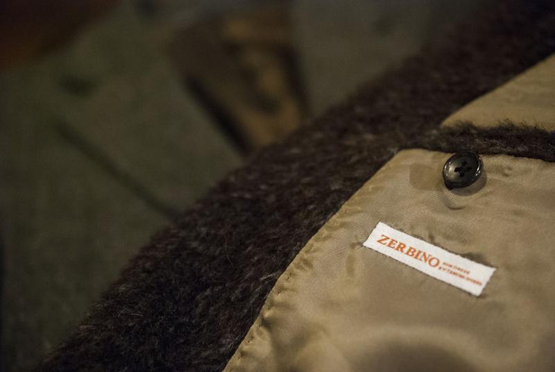 ZERBINO ゼルビーノ オーダースーツ オーダーシャツ オーダーコート オーダーシューズ サンプル クリアランス セール