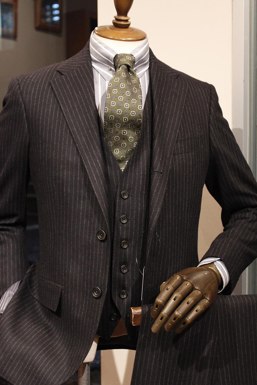 カノニコ 3ピーススーツ