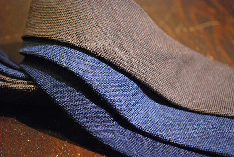 ZERBINO ゼルビーノ オーダースーツ オーダーシャツ オーダーコート オーダーシューズ オーダージャケット オーダースラックス ネクタイ ディンブル シルク ウール 王道 ベーシック こだわり おすすめ