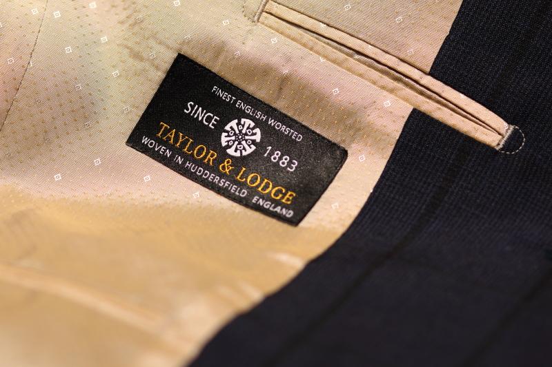 Taylor&Lodge 35TL-3123 オーダースーツZERBINO銀座店