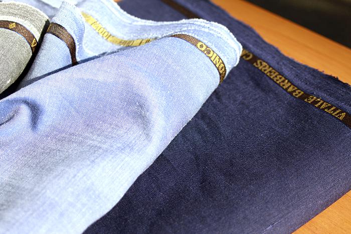 CANONICO wool & linen