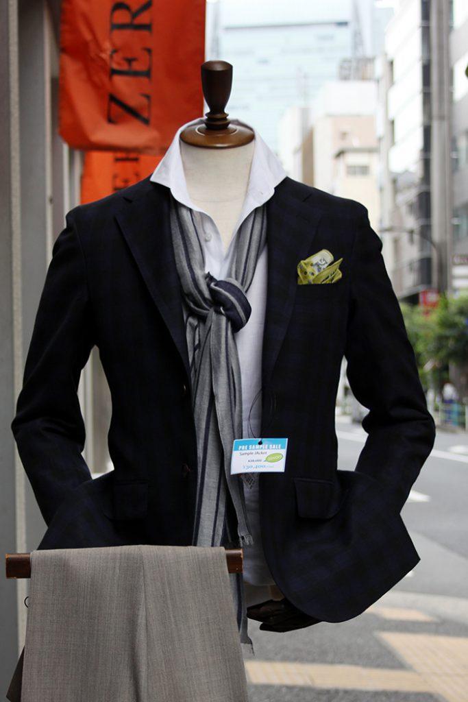 wool & linen summer jacket 2