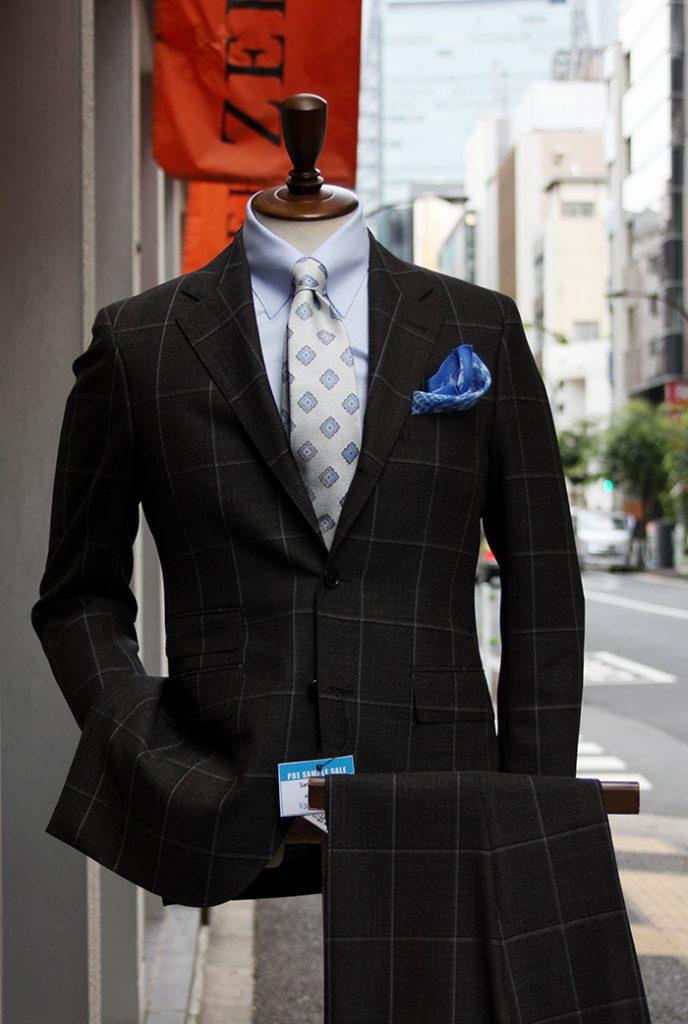 summer suit CANONICO RUSTIC