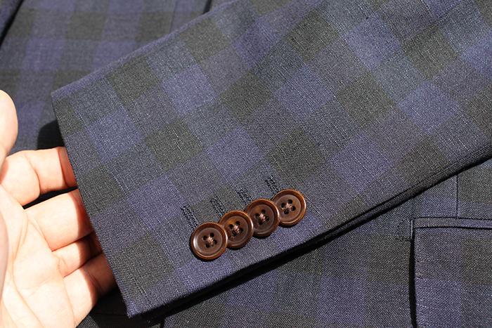 wool & linen jacket 2