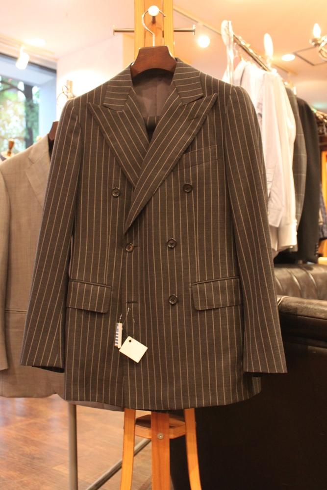 バルマー&ラム スーツ