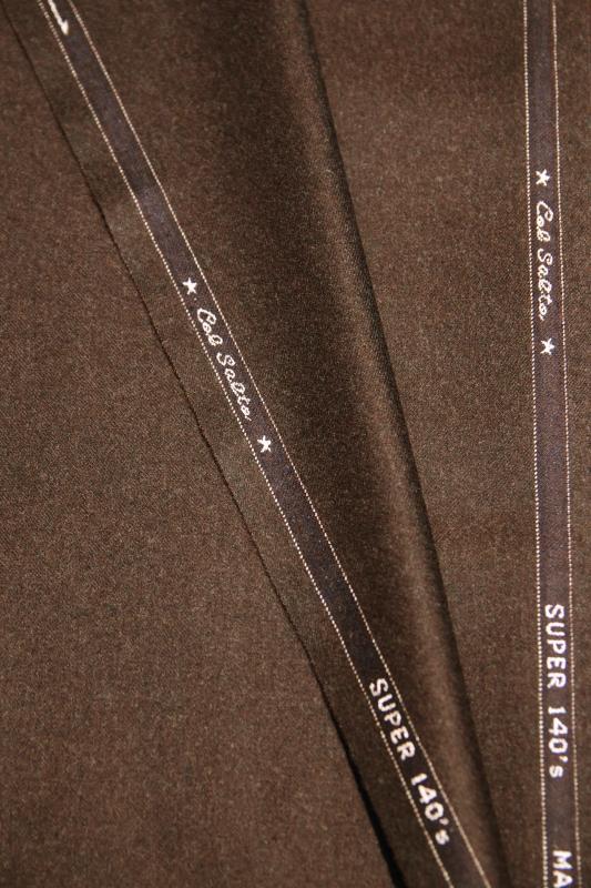 コルサルートSuper140's オーダースーツZERBINO銀座店