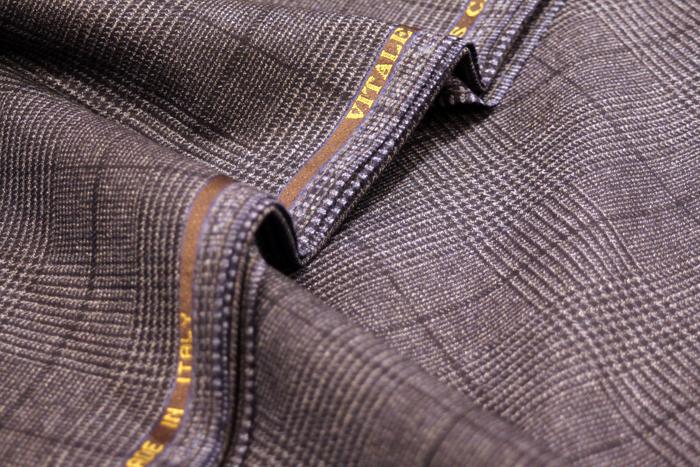 canonico glencheck cloth
