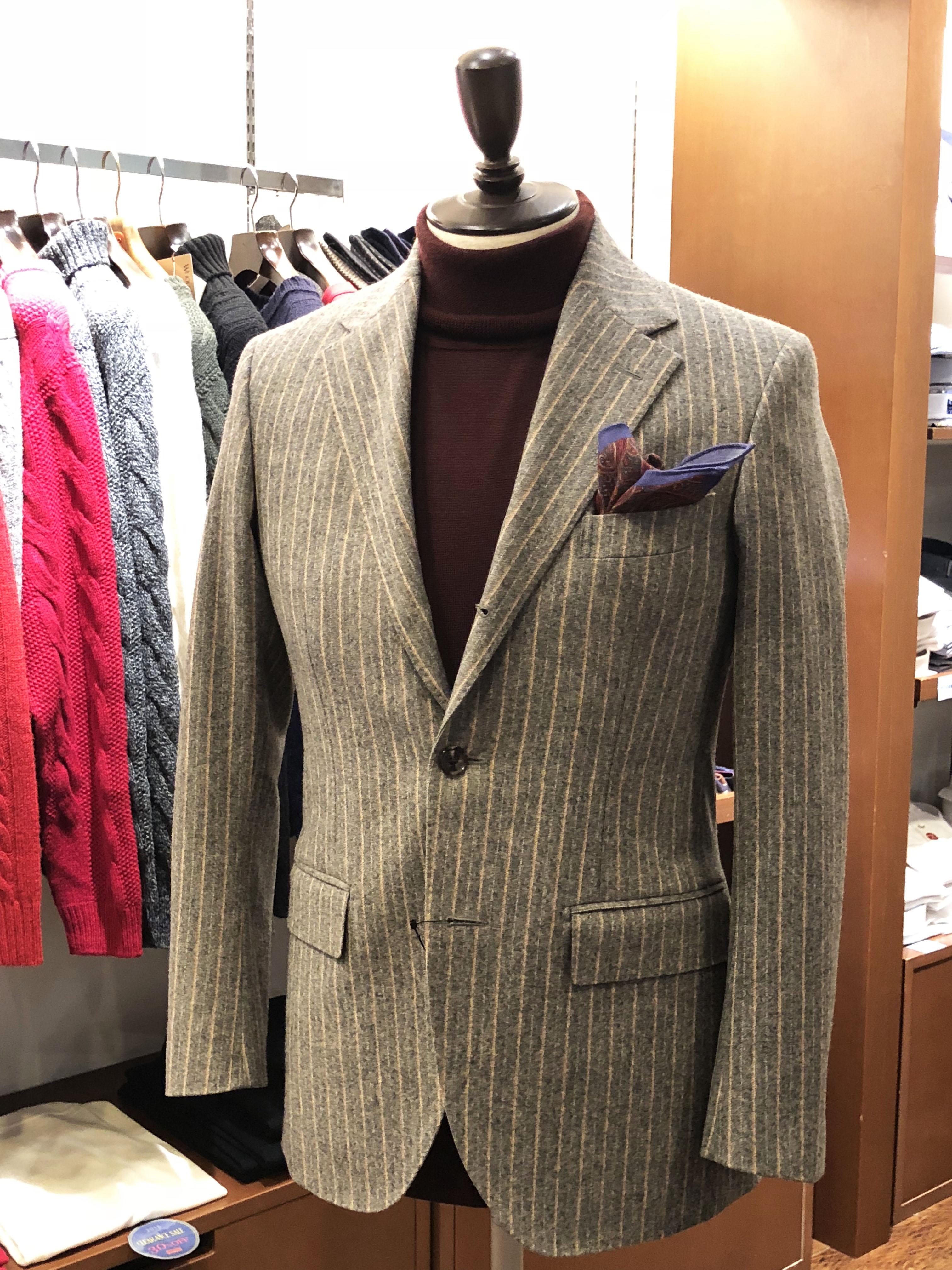 CANONICO サンプル スーツ