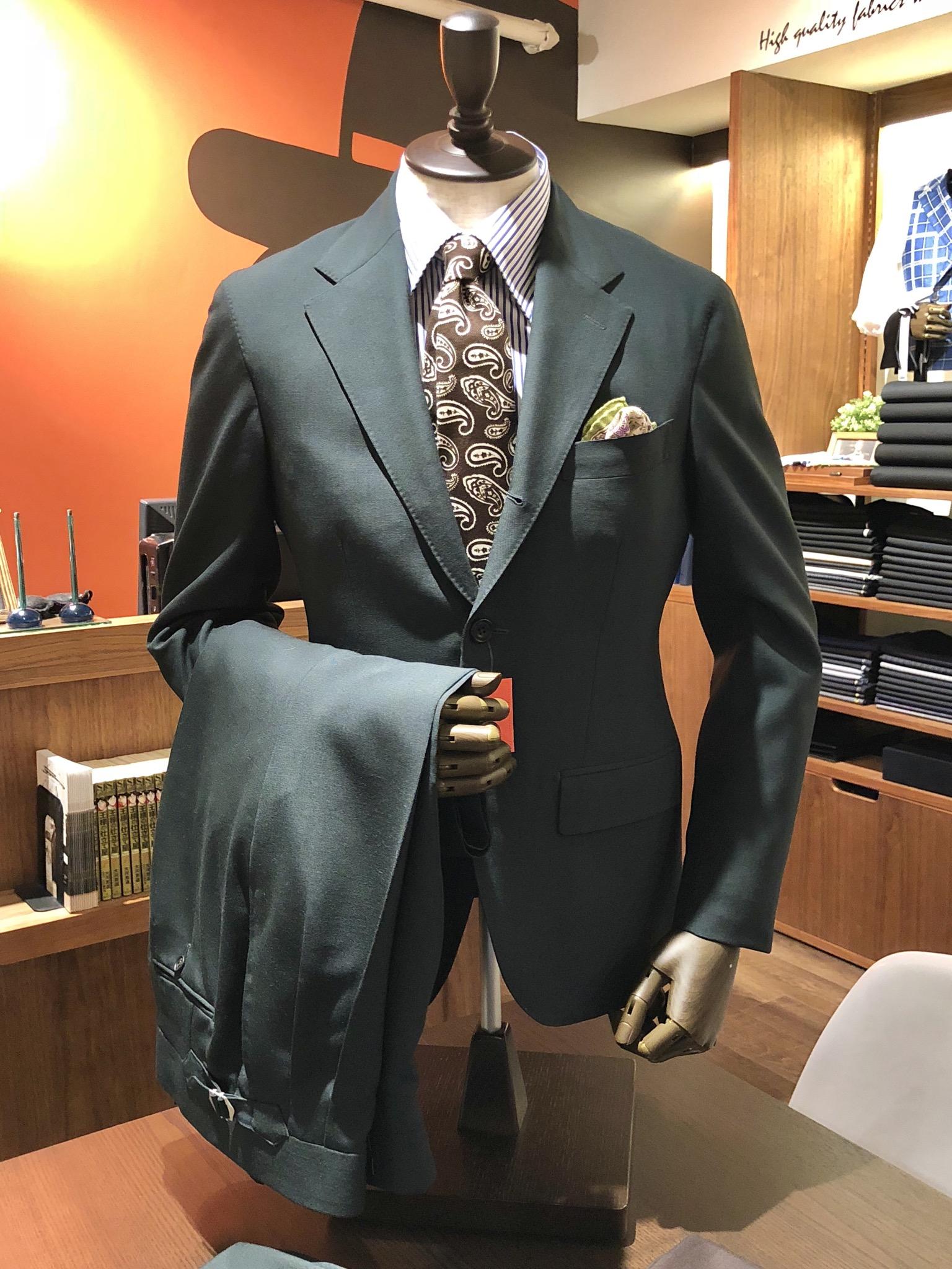 LASSIER MILLSスーツ