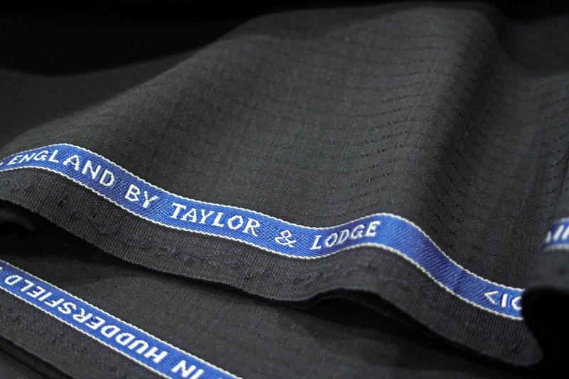 テイラー&ロッジ TAYLOR&LODGE 英国 モヘア クラシック