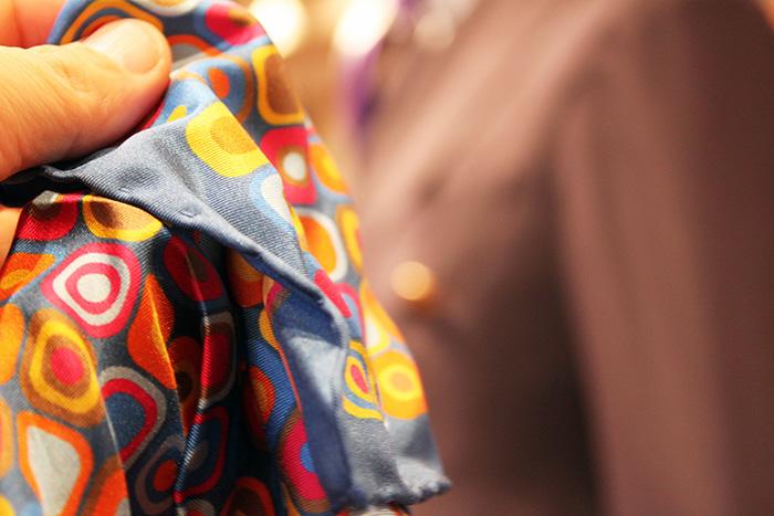 Pocket handkerchief 2