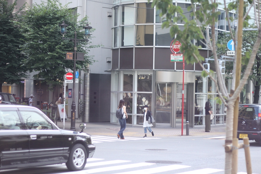 並木通り1丁目