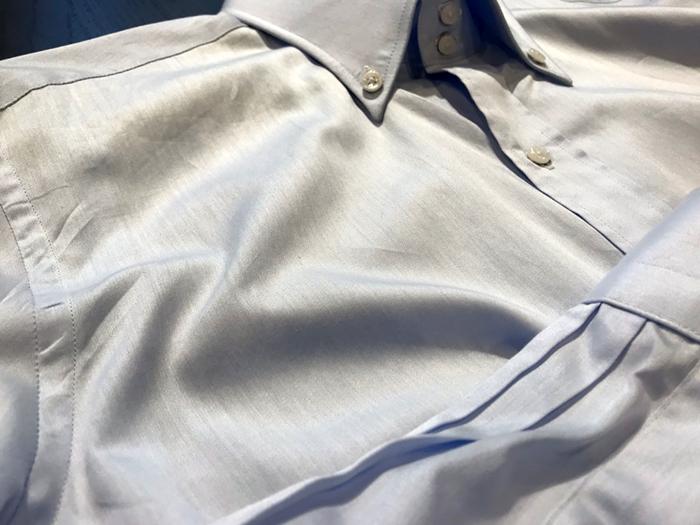120番手双糸シャツ