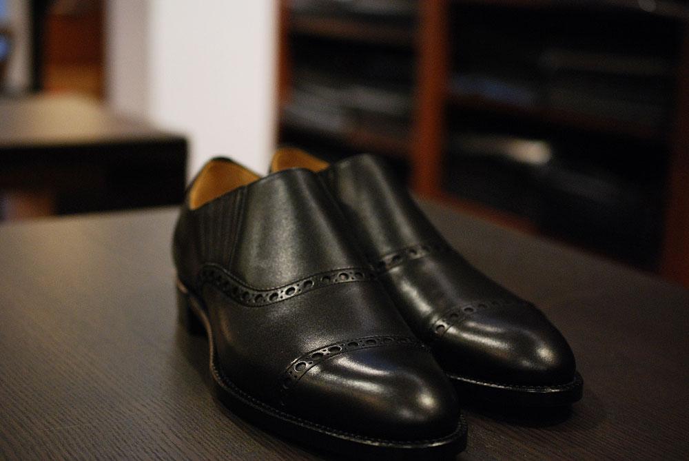 和創良靴 サイドエラスティック