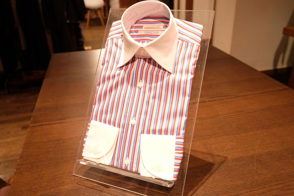 カンクリーニシャツ